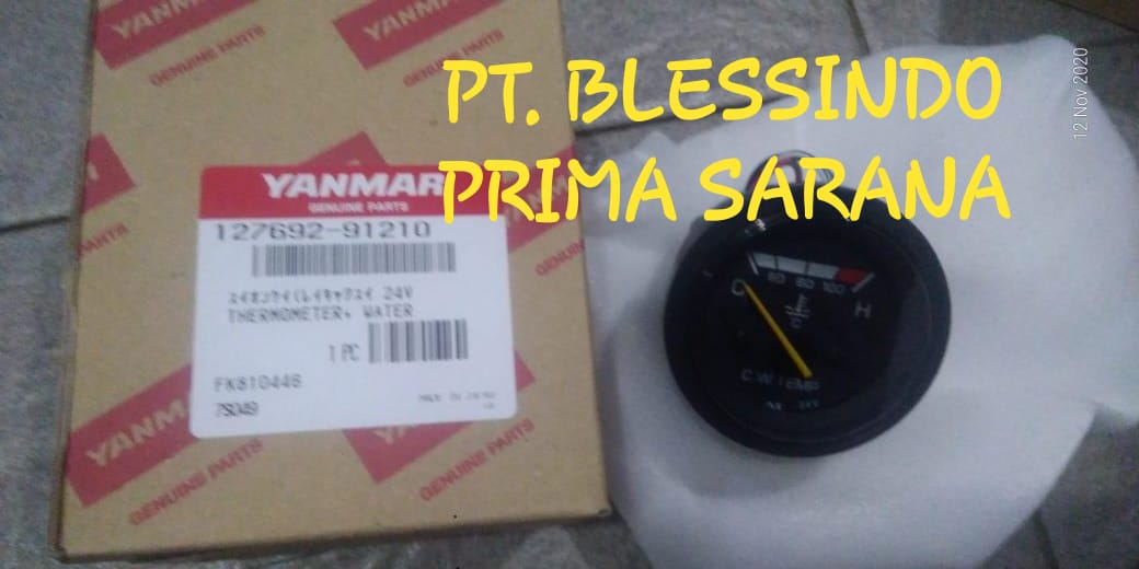 AGEN SPARE PART THERMOMETER GENSET YANMAR DI JAKARTA