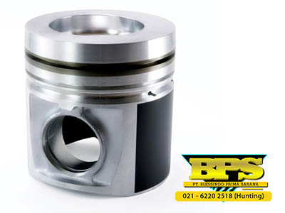 Piston Spare Part Genset Cummins, Perkins, Yanmar, Deutz, Kubota