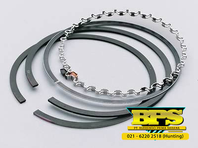 Piston Ring Spare Part Genset Cummins, Perkins, Yanmar, Deutz, Kubota