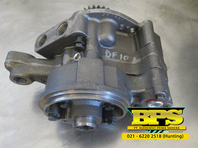 oil-pump Spare Part Genset Cummins, Perkins, Yanmar, Deutz, Kubota